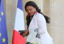 La ministra francese dello Sport, Laura Flessel, ha annunciato le sue dimissioni