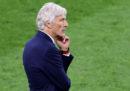 José Pékerman ha lasciato l'incarico di allenatore della nazionale di calcio colombiana