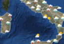 Le previsioni meteo per giovedì 20 settembre