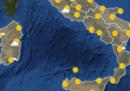 Le previsioni meteo per domenica 30 settembre