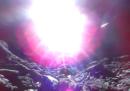 Il primo video girato su un asteroide a 300 milioni di chilometri da noi