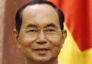 È morto il presidente del Vietnam, Tran Dai Quang