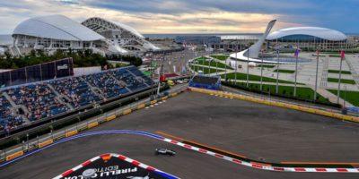 Il Gran Premio di Russia di Formula 1 in TV e in streaming