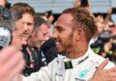 Lewis Hamilton ha vinto il Gran Premio d'Italia di Formula 1