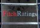 L'agenzia di valutazione del credito Fitch ha declassato il rating dell'Italia a BBB-