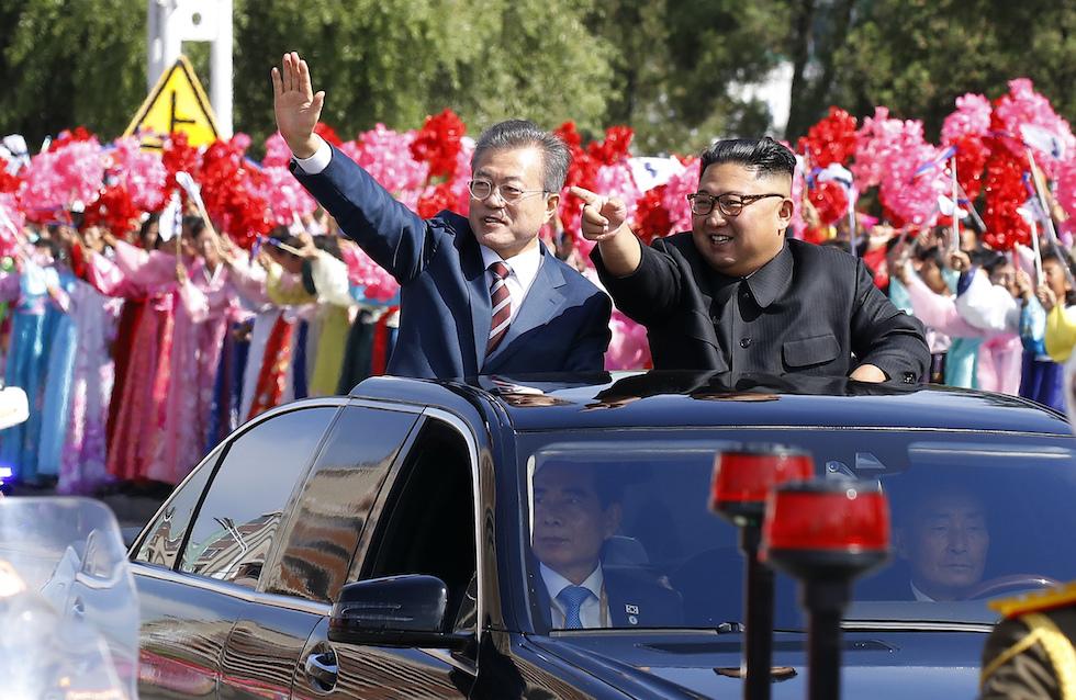 incontro-kim-jong-un-moon-jae-in-pyongya