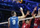 L'Italia è stata battuta dalla Serbia nella prima partita delle Final Six dei Mondiali di pallavolo maschile