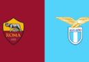 Roma-Lazio in streaming e in diretta TV