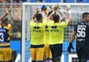 Serie A: le partite della quarta giornata