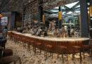 Le prime foto del nuovo Starbucks a Milano