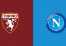 Torino-Napoli in streaming e in diretta TV