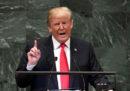 Il mondo ride di Trump, letteralmente