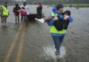 L'uragano Florence è arrivato negli Stati Uniti