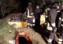 Quattro persone sono morte per una frana a Isola Capo Rizzuto, in Calabria