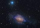 Aurore boreali, soli e galassie lontane