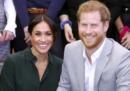 Il principe Harry e Meghan Markle aspettano il loro primo figlio