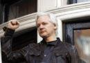 Julian Assange vuole fare causa all'Ecuador