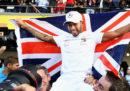 Lewis Hamilton ha vinto il Mondiale di Formula 1