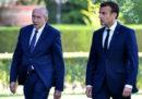 Il ministro dell'Interno francese si è dimesso, nonostante l'opposizione di Macron