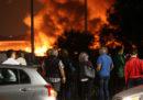 C'è stato un nuovo incendio di un deposito di rifiuti a Milano