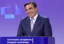 Il portavoce della Commissione Europea risponde ai giornalisti con le canzoni degli ABBA
