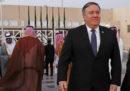 Mike Pompeo ha vietato l'ingresso negli Stati Uniti a 16 cittadini sauditi come ritorsione per l'omicidio di Jamal Khashoggi