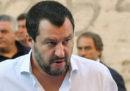 La procura di Catania ha chiesto l'archiviazione delle accuse contro Salvini per il caso Diciotti