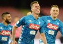Udinese-Napoli in streaming o in tv
