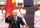Nguyen Phu Trong è stato eletto presidente del Vietnam