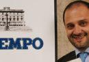 Franco Bechis è di nuovo il direttore del quotidiano Il Tempo