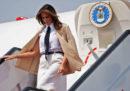 Melania Trump ha chiesto pubblicamente il licenziamento di un'importante funzionaria della Casa Bianca