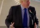 Questo sembra uno sketch comico ma è una cosa che Boris Johnson ha fatto davvero
