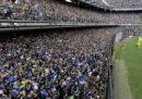 50.000 tifosi per un allenamento del Boca Juniors