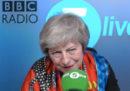Un ascoltatore di BBC ha messo in difficoltà Theresa May