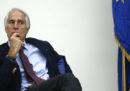 Il presidente del CONI contro la riforma dello sport