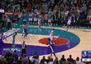 Jimmy Butler si è subito fatto volere bene dai tifosi della sua nuova squadra di NBA
