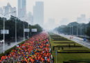 237 corridori della mezza maratona di Shenzen sono stati sorpresi a barare dalle telecamere stradali