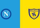 Napoli-Chievo in streaming e in diretta TV