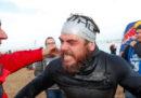 Il primo uomo ad aver circumnavigato a nuoto la Gran Bretagna