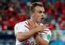 """Il calciatore di origini kosovare Xherdan Shaqiri non andrà a giocare a Belgrado con il Liverpool per """"evitare distrazioni"""""""