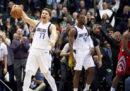 Luka Dončić ne ha fatta un'altra delle sue, in NBA