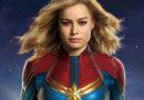 Il nuovo trailer di Captain Marvel