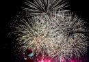 Perché ci piacciono i fuochi d'artificio