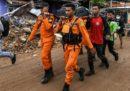 In Indonesia si cercano i dispersi per lo tsunami