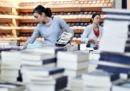 In Italia si pubblicano e stampano più libri