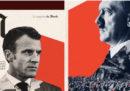 """Il magazine di """"Le Monde"""" ha fatto una copertina che sembrava paragonare Macron a Hitler, poi ha chiesto scusa"""