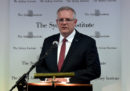 L'Australia ha riconosciuto Gerusalemme ovest come capitale di Israele