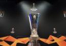 Le avversarie di Inter, Napoli e Lazio in Europa League