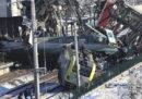 L'incidente ferroviario ad Ankara