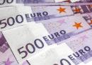 L'inizio della fine delle banconote da 500 euro